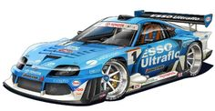 Super GT Supra by dangeruss on DeviantArt Toyota Supra, Sport Cars, Race Cars, Car Illustration, Futuristic Cars, Car Drawings, Automotive Design, Custom Cars, Concept Cars