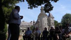 Cette vidéo traite de Inauguration Château des Enigmes 2015 - Partie 2 avec l'intervention de Daniel Laurent, Sénateur Maire de Pons, et Dominique Bussereau Président du Conseil Général de Charente Maritime