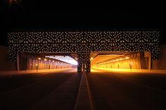 Midfield Tunnel \ Doha, Qatar