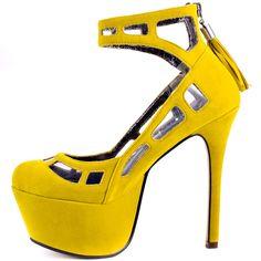 Michael Antonio Women's Lavonne – Yellow