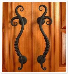 Awesome Wrought Iron Door Knobs   Google Search