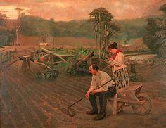 Pedro Weingartner (1853 – 1929) : primeiro grande pintor gaúcho, natural de Porto Alegre.