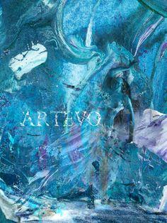 """""""Mohenjo Daro"""" Artevo / Veena Malik Project Artevo Edition 112,5x150cm artevo.fi"""