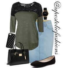 Apostolic Fashions #1466 by apostolicfashions on Polyvore featuring moda, Paige Denim, Verali, Calvin Klein, Larsson & Jennings, The Case Factory, modestlykay and modestlywhit