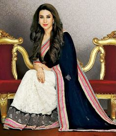 Hotest Bollywood Karishma Kapoor Saree 2013 Collection