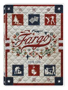 Fargo Second Season Two 2 (DVD, 2016 4-Disc) Dunst, Danson, NEW FREE SHIPPING! SALE