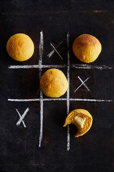Porkkanasämpylät | Maku Baking, Breakfast, Recipes, History, Morning Coffee, Historia, Bakken, Ripped Recipes, Backen
