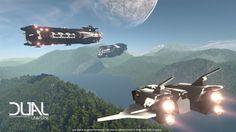 Dual Universe : Un long gameplay alpha pour mieux comprendre