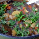 Downton Abbey and Irish Stew