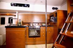 Hanse from Germany Hanse Yachts, Yacht Interior, Building Companies, Motor Yacht, Sailing, Germany, Boat, Home Decor, Candle