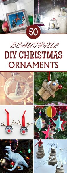 Weekly virtual book club for kids featuring preschool books and 50 beautiful diy christmas ornaments you can make at home solutioingenieria Gallery