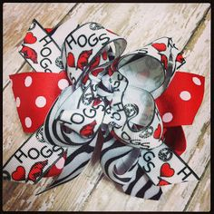 Whooo Pig!!! This Hog wild bow is only $10.00.