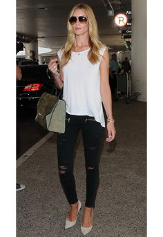Paige Denim Indio Zip Ultra Skinny