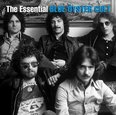 Title: The Essential Blue Oyster Cult. The ESSENTIAL Blue Oyster Cult features 31 of the legendary bands greatest hits. Hot Rails to Hell [Live]. The Red and the Black. Rock And Roll Bands, Rock Bands, Rock N Roll, Blue Oyster Cult, Keith Richards, Mick Jagger, King Kong, Career Of Evil, John Wetton