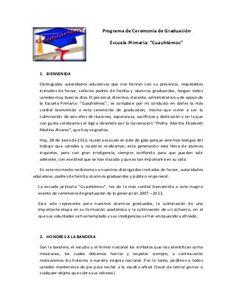 8 Ideas De Palabras De Graduacion Palabras De Graduacion Programa De Clausura Ceremonia De Graduacion