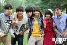 Reply 1997 - Cannot count the amount of times I cried watching this. ; -;