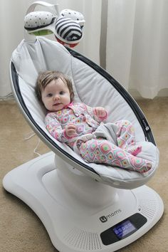 4moms mamaRoo review - this thing is an ABSOLUTE must have!!!