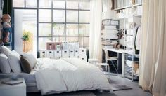 Ikea Bedroom Design Ideas 2012 2 554x323 Best IKEA Bedroom Designs for 2012 Wallpaper 3 | Home Design, Interior Decorating, Bedroom Ideas - Getitcut.com