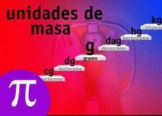 #Primaria - #Matematicas  Magnitudes: las unidades de masa