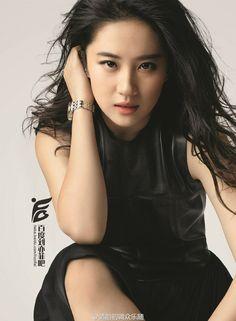 Liu yifei - 50M followers