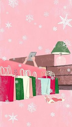Back in the hotel after a shopping spree.  (Tatsuro Kiuchi)
