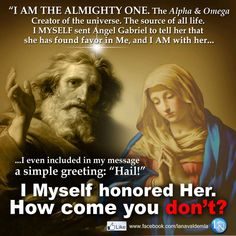 Hail Mary full of grace...
