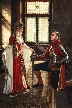 Knight & Lady