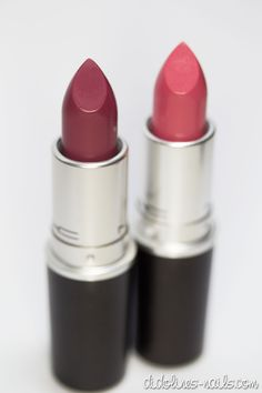 Mes deux rouges à lèvres Mac du mois sont Captive et Chatterbox :) N'hésitez pas à cliquer pour voir les swatches ! Mac Lipstick, Lipstick Colors, Lip Colors, Lipsticks, Eye Makeup, Daily Makeup, Smoky Eye, Beauty Make Up, Makeup Lips