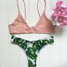 Hot Sexy Brazilian Biquini Swimwear Women Swimsuit Bathing Suit Bikini Set Bandage Triangle Swim Femme Beach Wear P88 Sardinia -- AliExpress Affiliate's Pin. Click the VISIT button for detailed description