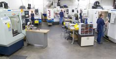 Why CNC Machining is a great choice: http://watc.edu/manufacturing/degree-certificate-programs/machining-technology-aas/