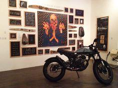 Farid Stevy's Artwork at Deus Kemang