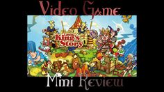PlaydaGame  Mini Review Little King's Story