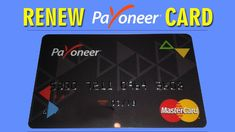 How to Renew Payoneer Mastercard   how to activate payoneer card in urdu... Online Earning, Youtube, Cards, Maps, Playing Cards, Youtubers, Youtube Movies