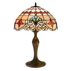 Warehouse of Tiffany Tiffany-Style Classic Table Lamp