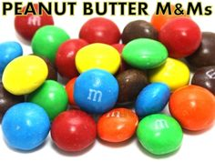 M&Ms PEANUT BUTTER - 16 LBs Bulk Vending Machine Chocolate #Candy New Candies