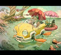 fablog: Vacances, j'oublie tout... Fabien Mense http://fabien-m.blogspot.co.uk