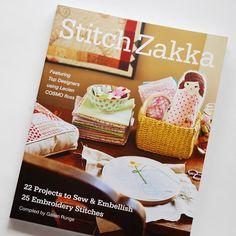 Stitch Zakka ¿para el wishlist?