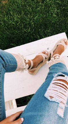 VSCO melimclaughlin Images is part of Outfits - Summer Shoes, Summer Outfits, Cute Outfits, Cute Shoes, Me Too Shoes, Fashion Shoes, Fashion Outfits, Womens Fashion, The Bikini