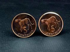 185 Best Flatted coin cufflinks images in 2019   Cufflinks