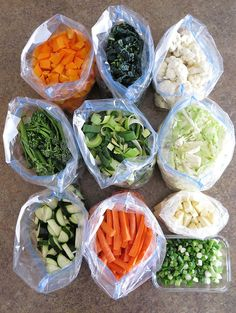 This Simple Trick Will Save You Hours in the Kitchen Later! AIP Meal Prep and Planning