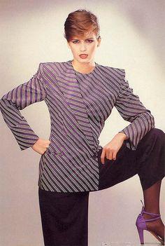 Gia Carangi - Vogue April 1980