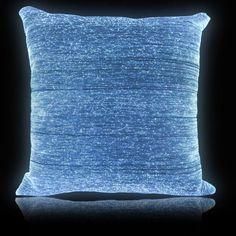 fiber optic bedding (via geekologie)