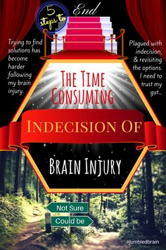 5 steps to make decision making with a brain injury easier.