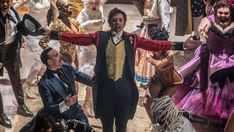 The Greatest Showman Hugh Jackman Movie Wallpaper