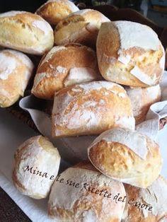 Ice Cream Bread, My Favorite Food, Favorite Recipes, Bread Recipes, Cooking Recipes, Vegetable Cake, Ricotta, Ciabatta, Bread Rolls