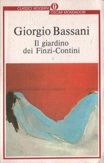 Giorgio Bassani – Il giardino dei Finzi-Contini (1999)  [e.book]