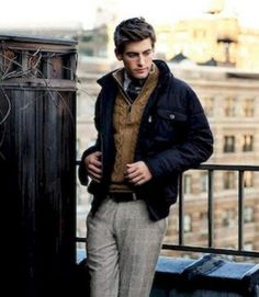 Casual European Mens Fashion Style to Copy (17) #MensFashionEuropean