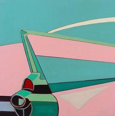 Melissa Chandon Paintings | Landscape - Skidmore Contemporary Art - CA