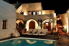 italian bungalow