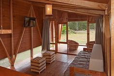 Eco Cabanas, Rapa Nui, Easter Island | boutique-homes.com